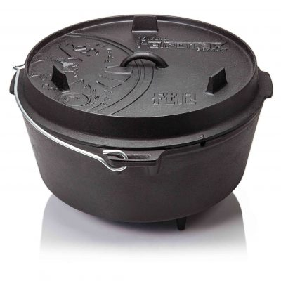 Petromax dutch oven ft12 met pootjes